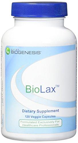 Cheap BioGenesis Biolax Veg Capsules, 120 Count