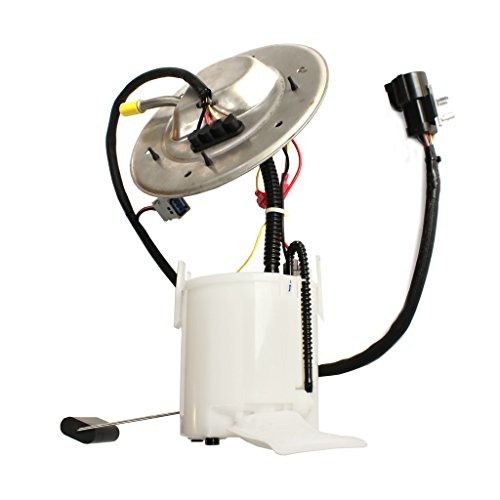 CUSTOM 1pc E2301M Electric Intank Fuel Pump Module Assembly With Fuel Level Sensor & Floater Arm & Strainer & Installation Kits Fit 01-04 Ford Mustang 3.8L V6 4.6L V8 04 3.9L (2001 Mustang V6)