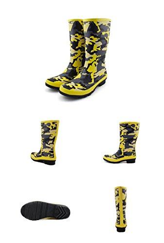 da in Design Ragazza LAPPS Stivali Gomma Pioggia Donna caucci Militare di 6xxtqfzB