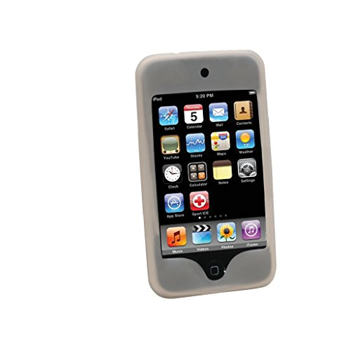 Silicone Case for iPod touch 2nd/3rd Generation, CLEAR, Replacement Part from Complete TuneBand Package, SILICONE CASE ONLY