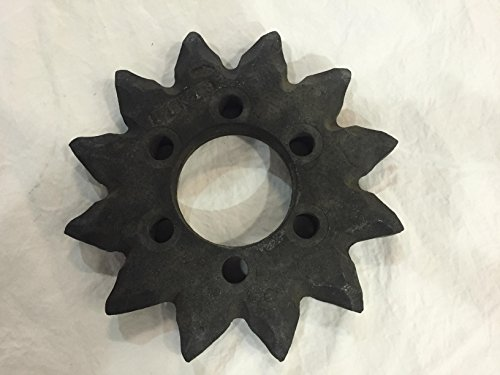 Toro Dingo Trencher Attachment Sprocket Fits Toro TRX Trencher Models Too (Does not work with all Toro Dingo Trencher Attachments)