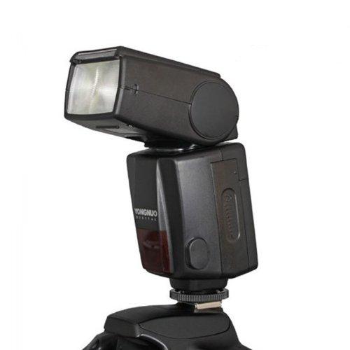 Cozyswan® Yongnuo YN468II i-TTL Shoe Mount Flash Speedlite for Nikon D7000 D5100 D3200 D3000 D3100 D300 LF226 by Cozyswan