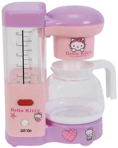 Kinder Kaffeemaschine - Simba Hello Kitty Kaffeemaschine
