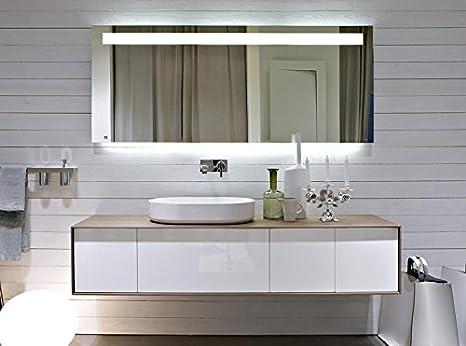 Antonio Lupi Mobile bagno Planeta mobile con lavabo 180cm e specchio ...