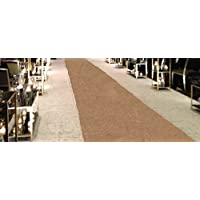 Burlap Aisle Runner 40 Inches Wide x 110 Foot Long from Burlapfabric ™