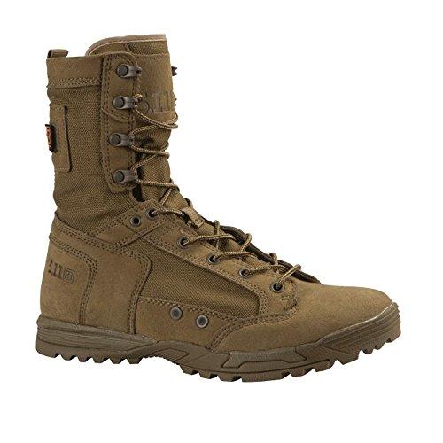 5.11 Mens Skyweight Rapid Dry Military and Tactical Boot Dark Coyote wM6zAaBk