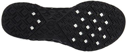 endurance Skechers Go Multisport Train De Chaussures Noir Pour Blanc Plein noir Homme Air 0aXrqwaRx