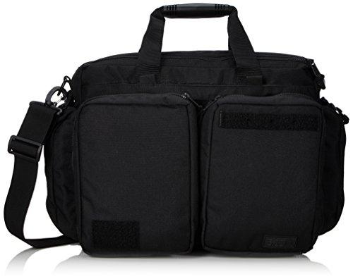 5.11 56003-019-1SZ Side Trip Briefcase, Black, One Size