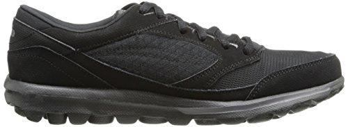 Skechers GO WalkBaby - Zapatillas de material sintético mujer negro - Schwarz (BBK)