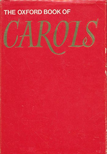 - The Oxford Book of Carols (Music Edition)