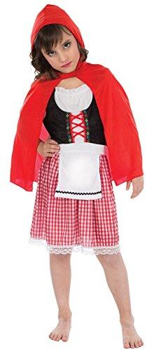 Chaks c4208140, disfraz Heidi 140 cm, 10 – 12 años: Amazon.es: Hogar