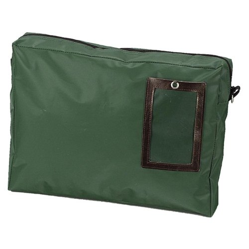 PM Company SecurIT Reusable Expanding Transit Sack-Expandable Transit Sack,Reusable,14''Wx3''Dx11''L, Dark Green by PMC