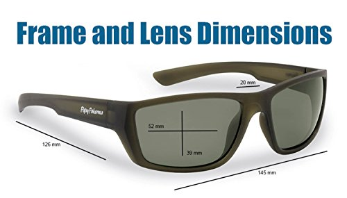 Flying Fisherman 7729CA Tailer Polarized Sunglasses