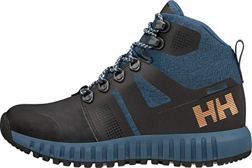 Helly Hansen 11401 - Chaleco salvavidas para mujer, Black/Black/Silver Gr, EU 40.5/US 9