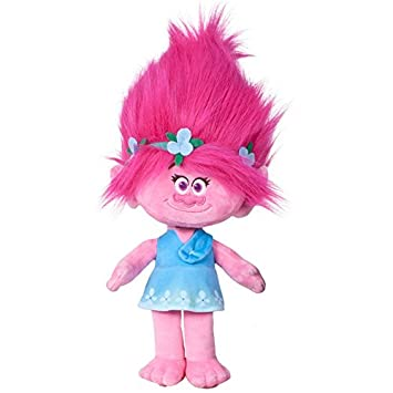 DreamWorks Trolls Poppy Soft Plush 35cm