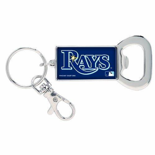 MLB Tampa Bay Devil Rays Bottle Opener Key Ring Devils Bottle Opener Key Ring