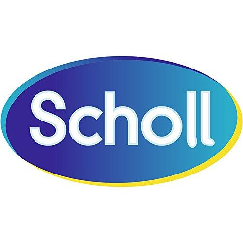 Biomecánica Toepost Orthaheel conjunto de cinta y sandalias Scholl Amarillo - amarillo
