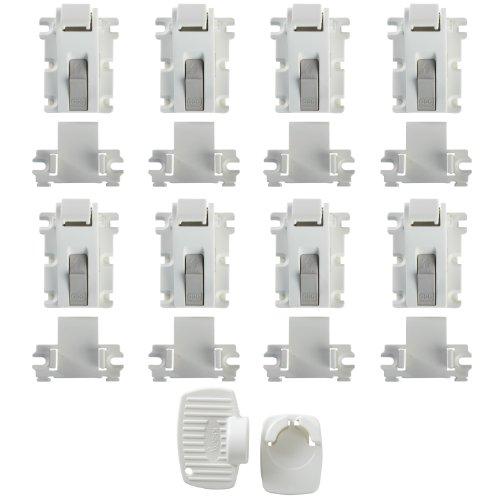 KidCo Complete Magnet Lock Set