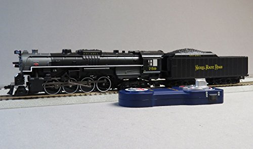 - LIONEL AMERICAN FLYER NKP FLYERCHIEF+ ENGINE & TENDER #759 w/BLUETOOTH s gauge