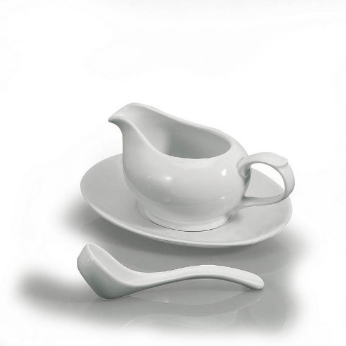 BIA White Porcelain Piece Gravy product image