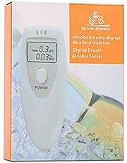 Alcohol Tester, Digital LCD Portable Handheld Breathalyzer Analyzer, for Alcohol Analysis Alcohol Testing