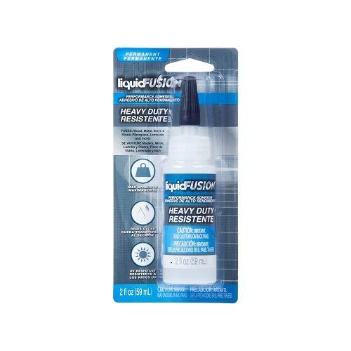 Aleene's Liquid Fusion Clear Urethane Glue 2oz, 1-Pack,