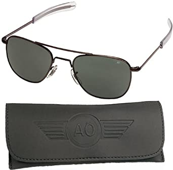 167fde6961a Image Unavailable. Image not available for. Color  AO Flight Gear General  Sunglasses