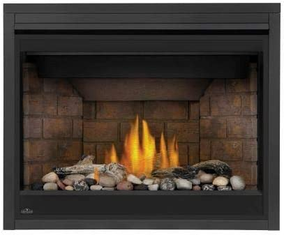 Amazon Com Ascent X 42 Direct Vent Gas Fireplace W Newport Brick