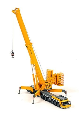 B2B Replicas WSI08-1113 WSI - Liebherr LTM - Liebherr Crawler Cranes