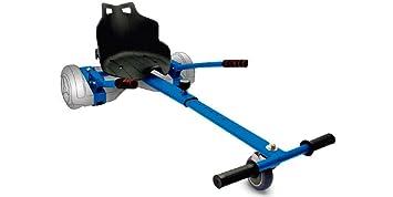 Intense Devices Hoverkart Silla Kart para Patinete Electrico Hoverboard Self Balancing Compatible con Todos los tamaños