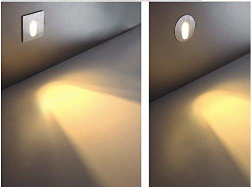 Sadasd incasso led lampada da pavimento progetto hotel scale