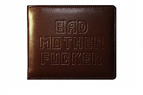En Mother Bad Portefeuille Bmf Cuir T4008U
