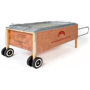 BC Classics Bene Casa Caja Asadora Large Pit Barbecue Portable Pig Roaster
