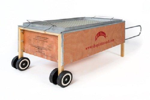BC Classics Bene Casa Caja Asadora Large Pit Barbecue Portable Pig Roaster by BC Classics