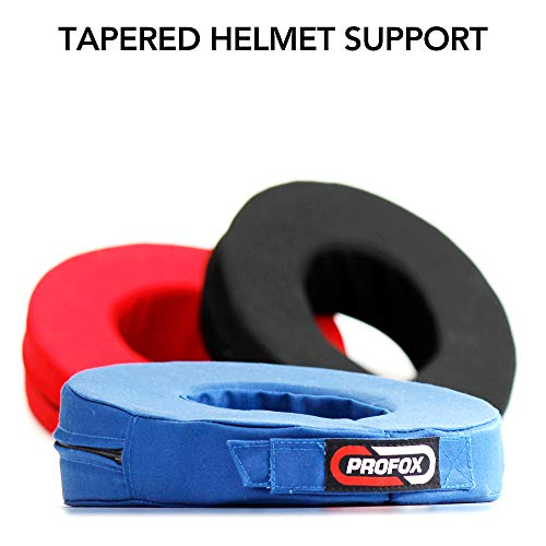 - PROFOX-PF3115 Helmet Support - Tapered (Large, Black)