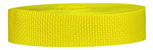 Strapworks Lightweight Polypropylene Webbing - Poly Strapping for