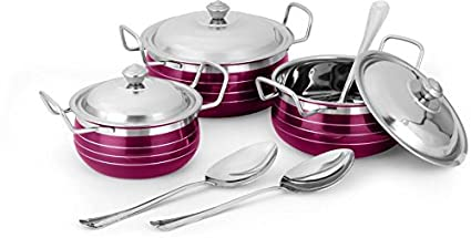 61997e9fd7 Buy Classic Essentials Stainless Steel Handi Set
