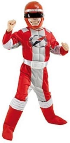 Rubies`s - Disfraz Infantil de Power Ranger Musculoso en Caja ...