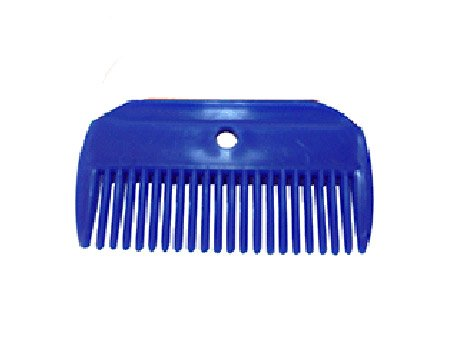 Partrade Mane Comb Plastic 4'' Long Hot Pink by Partrade