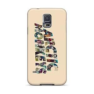 Samsung Galaxy S5 Geh7726FJVs Customized Stylish Arctic Monkeys Band Pattern Protective Phone Covers -LauraAdamicska