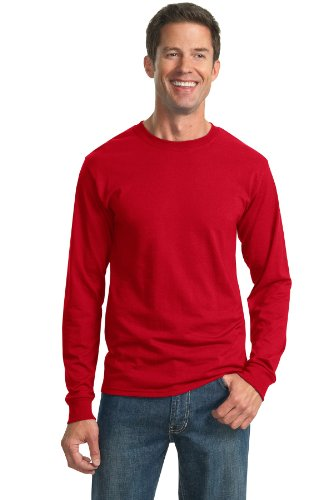 Red Apparel Adult Tee - 6
