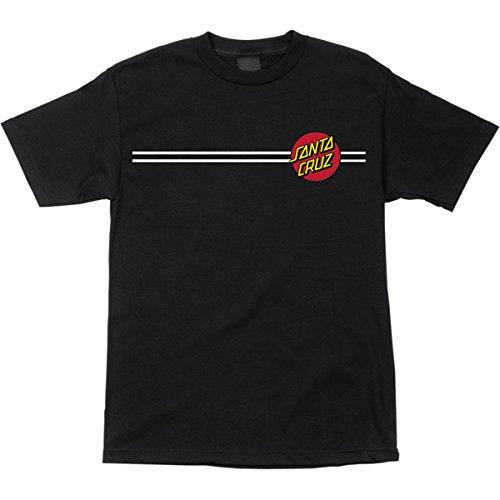 Santa Cruz Youth Boys Classic Dot Regular Short Sleeve Shirt X-Large (Santa Youth T-shirt)