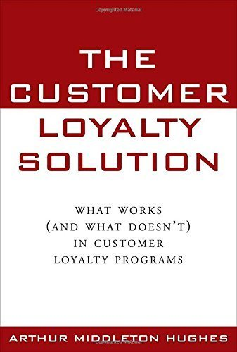 The Customer Loyalty Solution : What Works (and What Doesn't) in Customer Loyalty Programs by Arthur Middleton Hughes (2003-02-20)