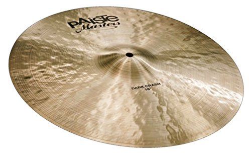 Paiste Masters Series Dark Crash Cymbal - (Series Dark Crash Cymbal)