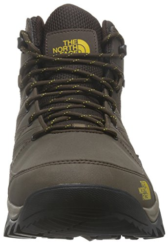 The North Face Herren M Storm Staking Wp Schneestiefel Mehrfarbig (slategy / Lprdylw Nmd)