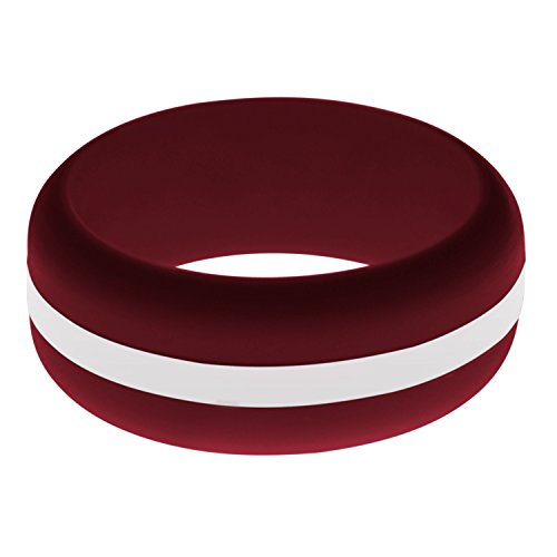 FLEX Ring Cardinal Silicone Changeable