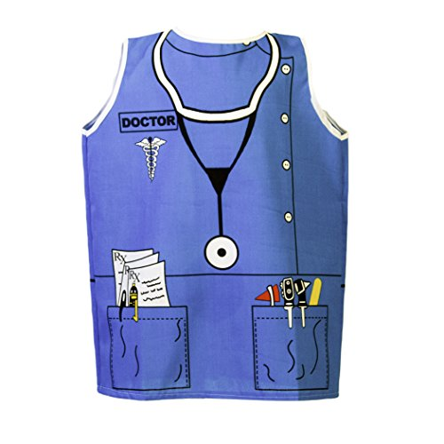 Dexter Halloween Outfits (Dexter Educational Toys DEX101 Doctor Costume, Grade: 7 to)