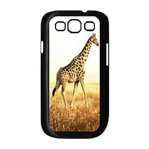 ALICASE Diy Back Case Giraffe For Samsung Galaxy S3 i9300 [Pattern-1]