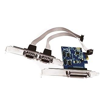 Approx APPPCIE1P2S - Tarjeta PCI-E, Color Plateado y Verde: Approx: Amazon.es: Informática