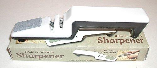 Scissors Sharpener Precision Rollers Sharpening